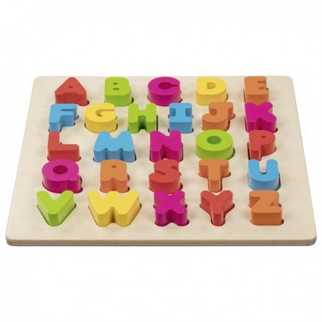Puzzle ABC 3D do układania