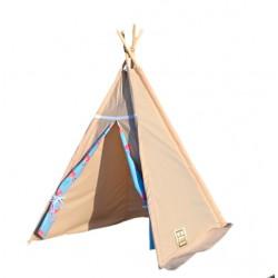 Namiot tipi plażowy/ogródkowy Wakacyjne przygody