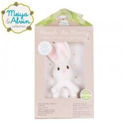Meiya & Alvin - Havah Bunny Organic Rubber Teether