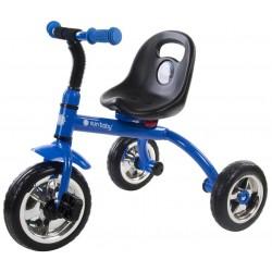 Rowerek trójkołowy Racer - niebieski