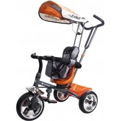 Rowerek trójkołowy Super Trike - pomarańczowy