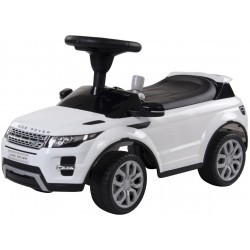 Jeździk Range Rover - biały