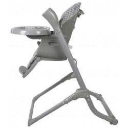 Krzesełko huśtawka Lullaby - szare