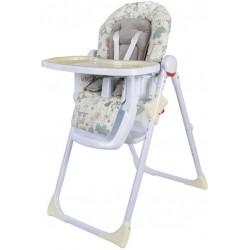 Krzesełko do karmienia - beżowe