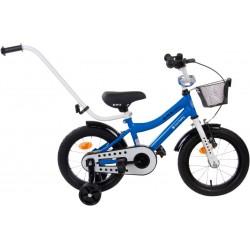 "Rowerek BMX 14"" Junior niebieski"