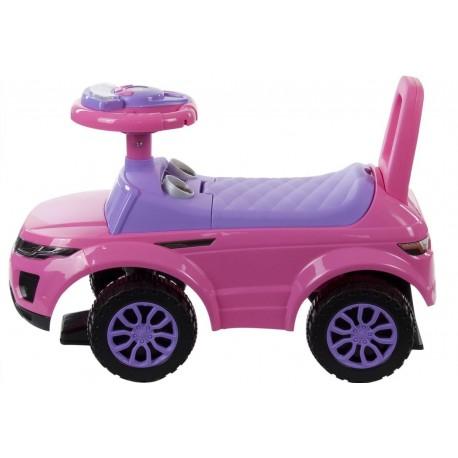 Jeździk - różowy