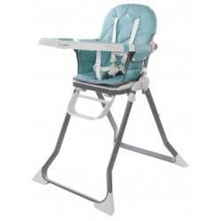 Krzesełko do karmienia Cubby - Turquoise light