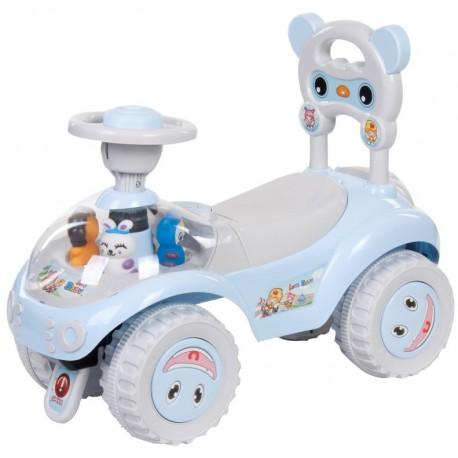 Jeździk Gizmo - błękitny