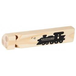 Gwizdek z pociągiem