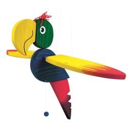 Bino duża papuga
