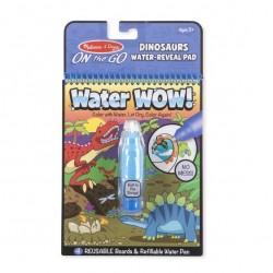 Malowanka wodna dinozaury - WaterWow