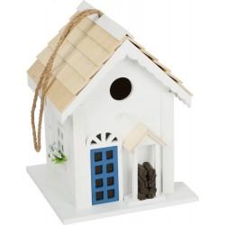 Domek dla ptaków - ozdobna budka lęgowa