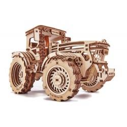 Traktor do składania - puzzle mechaniczne 3D