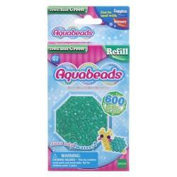 Aquabeads Zielone koraliki-klejnociki