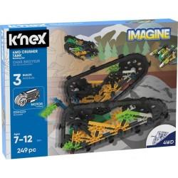 K'Nex Imagine czołg 4WD - zestaw konstrukcyny