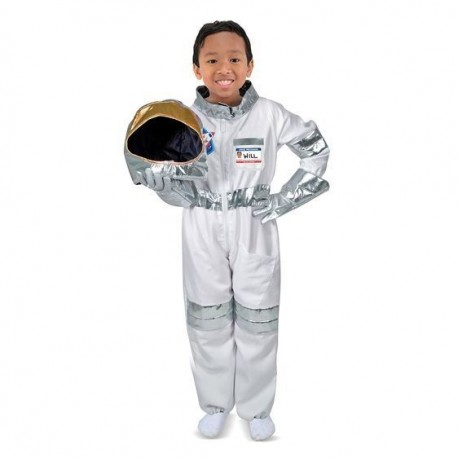 Zestaw do zabawy astronauta