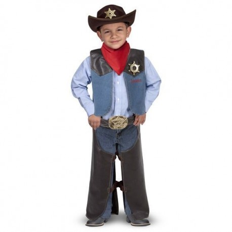 Kostium kowboya Melissa & Doug