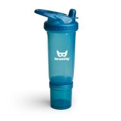 Herobility - bidon HeroSport 300ml - niebieski