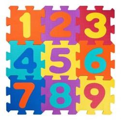 Duże piankowe puzzle – Cyferki