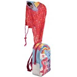 My Little Pony plecak z kapturem