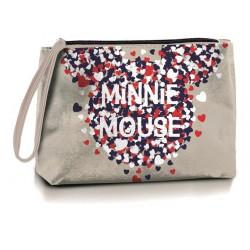 Myszka Minnie płócienna saszetka
