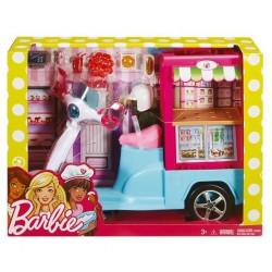 Barbie Mobilny bufecik