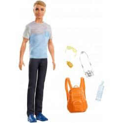 Barbie Dreamhouse Adventures Ken w podróży