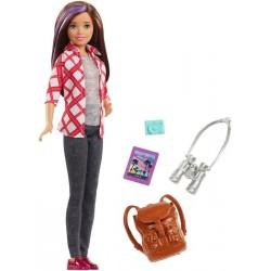 Barbie Barbie Dreamhouse Adventures Skipper w podróży Lalka