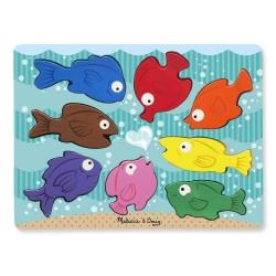 Układanka puzzle 3D– Kolorowe rybki