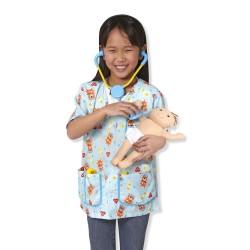 Przebranie lekarz/pielęgniarka pediatra