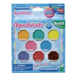 Aquabeads Zestaw koralików-klejnocików