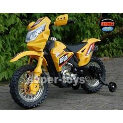 DUŻY MOTOR CROSS 2 STRONG 2 Z DŹWIĘKAMI I Ś / ZP-3999A