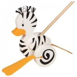 Goki Zebro-Kaczka na patyku