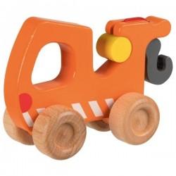 Goki ciężarówka z holownikiem