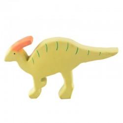 Tikiri - Zabawka gryzak Dinozaur Baby Parasaurolophus